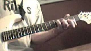 Rain Song DGCGCD tuning