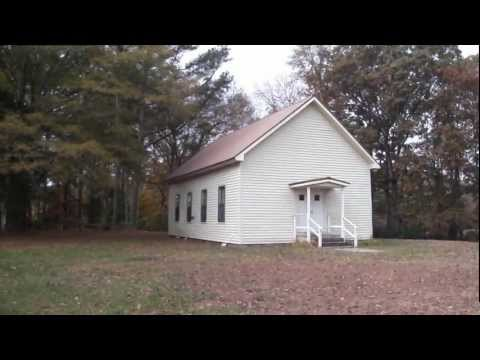 New Lebanon Primitive Baptist Church, Blount County, Alabama