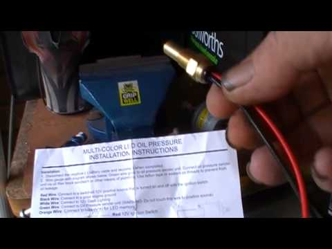 wldwgn....Here's the wiring instructions for the SAAS gauges.. - YouTubeYouTube