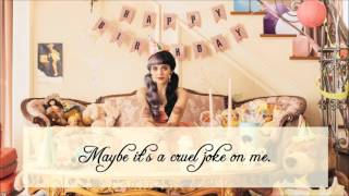 Pity Party (Karaoke/Instrumental HD) - Melanie Martinez