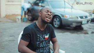 Download MC LIVELY Comedy - BM PROFESSIONAL EXAM FT FALZ (Part 1) - MC LIVELY