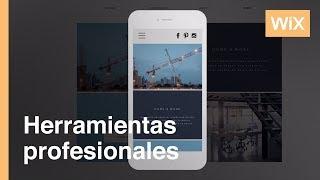 Wix.com | Crea fácilmente increíbles diseños usando columnas
