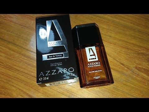 Azzaro Pour Homme (EDT) Fragrance Review (2007)