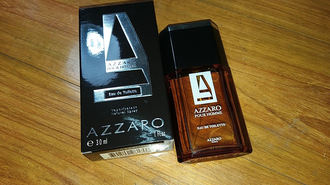 Azzaro Pour Homme Edt Fragrance Review 2007 Youtube