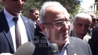 تشييع جنازة الشيخ بوعمران بمقبرة سيدي فرج بالعاصمة/ -el bilad tv/