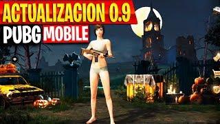¡BETA ACTUALIZACION 0.9, LLEGA HALLOWEEN A PUBG MOBILE Y MÁS COSAS! - MattsinLife Mp3