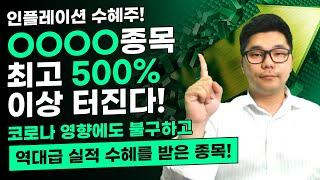 [서연 주가] 역대급 인플레이션 위기! 다음주 반사 수…