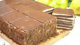 Вкусный Торт Молочные реки Сливочный вкус Без грамма масла Супер простой рецепт