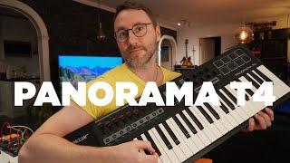 Nektar Panorama T4 Best Bitwig Controller Keyboard?