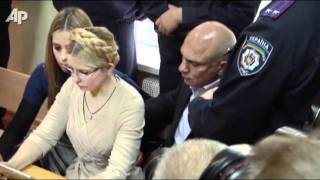 Ukraine Ex-PM Tymoshenko Sentenced to 7 Years