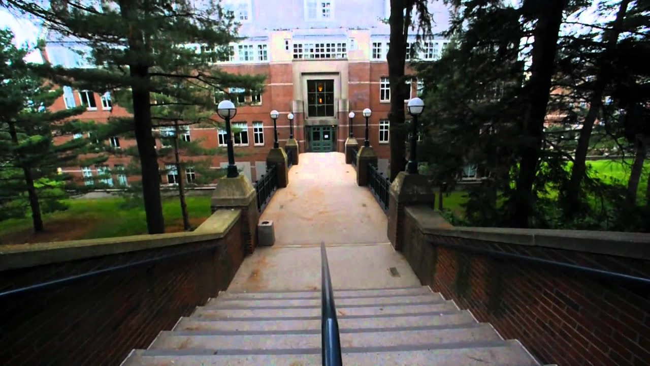 College of the Holy Cross - Virtual Tour - YouTube