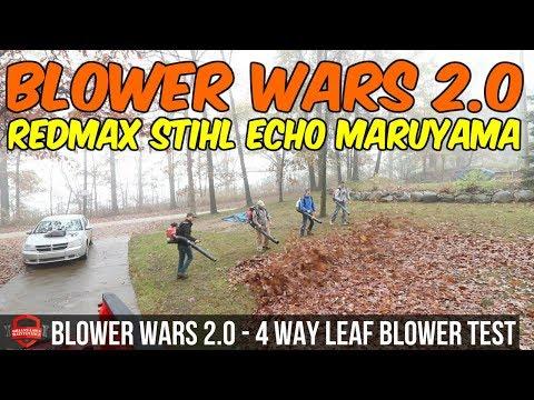Stihl Backpack Leaf Blower Comparision Doovi