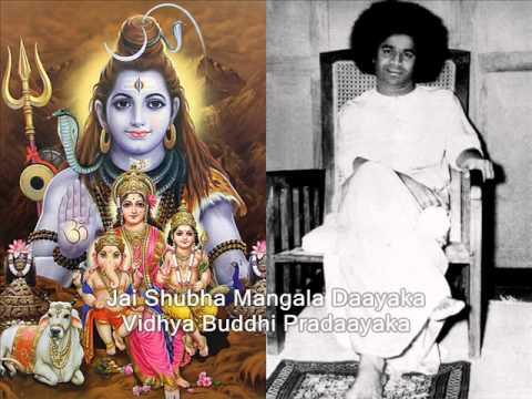 Jai Jai Jai Gananayaka - Sai Ganesha Bhajan