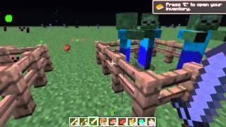 Обзор мода Minecraft - Бог войны ( 7 )