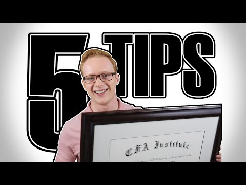 5 Tips for Preparing for the CFA Exams