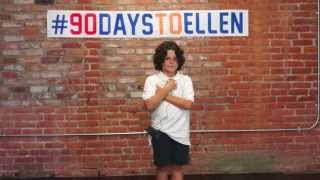 "90DaysToEllen - Henry ""Ellen Stand-In"" Audition Thumbnail"