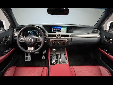 Hot News 2017 Lexus Gs Hybrid Interior