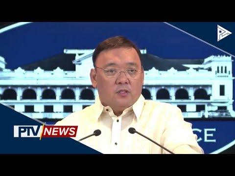 Pangulong #Duterte, 'di iniuugnay si Amb. Zhao Jianhua kay Michael Yang
