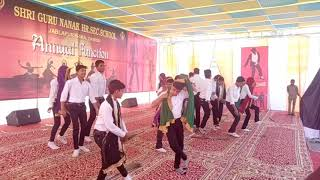 Comedy dance by Shri Guru nanak hr sec school boys