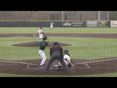 Algonquin Baseball vs Nipmuc Highlights