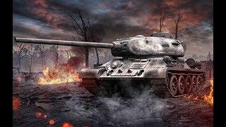 Т-34: Нас учил товарищ Сталин,  Что - крепка у нас броня!  Сообщение #37    О  танках.