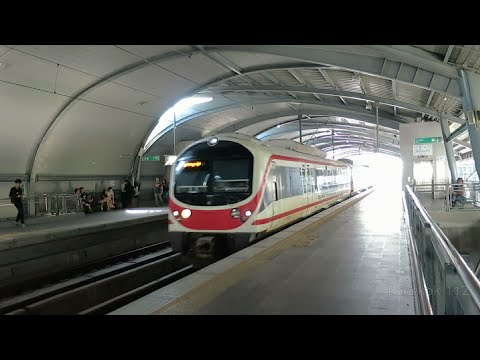 The Bangkok Airport Rail Link - 2015
