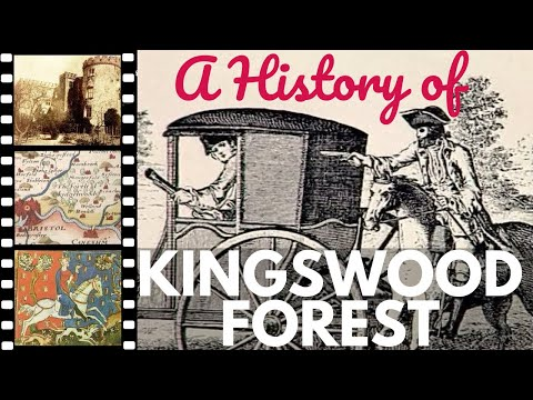 A HISTORY OF KINGSWOOD FOREST: Spectel Bristol History Series