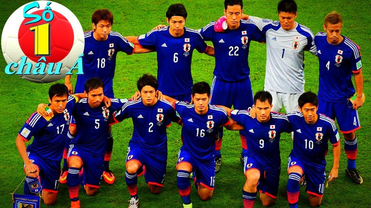 Vì Sao Bóng Đá Nhật Bản Đứng Số 1 Châu Á ?