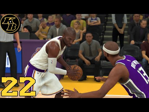"NBA 2K21 MyCAREER Mamba Forever | ""New Years Eve Game"" 