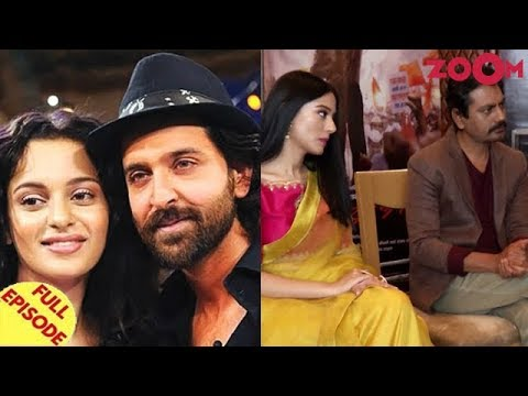 Kangana ATTACKS Hrithik's film in a statement | Thackeray Stars in Exclusive Interview & more