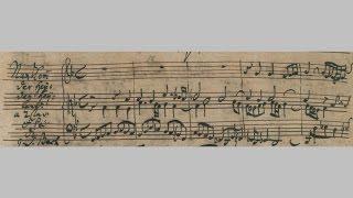 """J. S. Bach, BWV 659 """"Nun komm"""