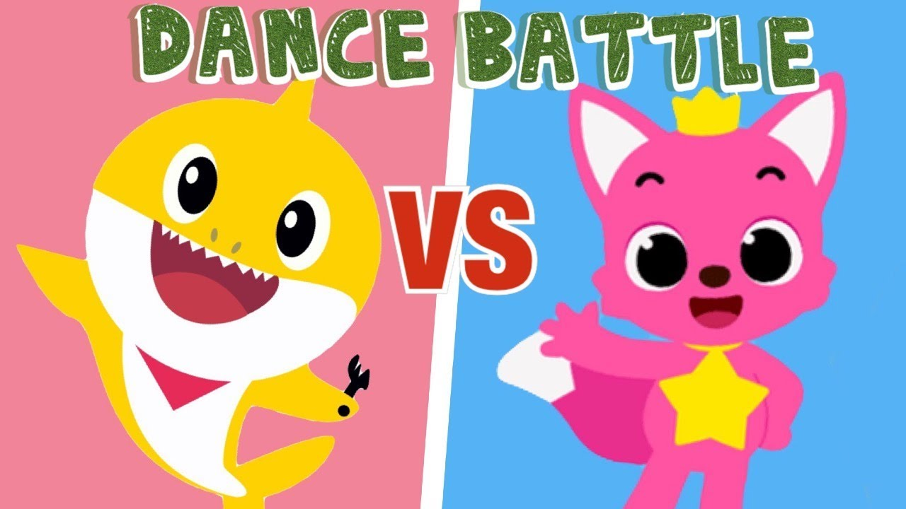 Baby Shark Dance Battle | Baby Shark Challenge | Pinkfong ...