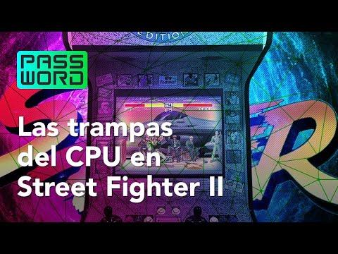 PASSWORD: Las trampas del CPU en Street Fighter II | BitMe