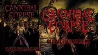 "Cannibal Corpse ""Global Evisceration"" DVD (OFFICIAL)"