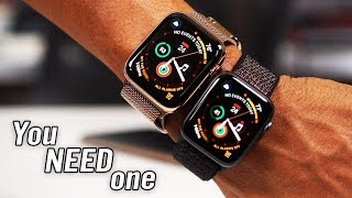 You NEED an Apple Watch & Here's Why? Apple Watch Series 4 Review