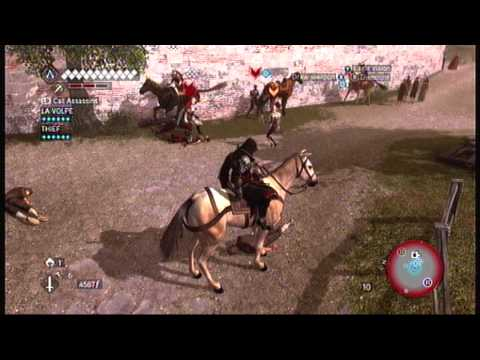 Assassin's Creed Brotherhood Patching the Leak  