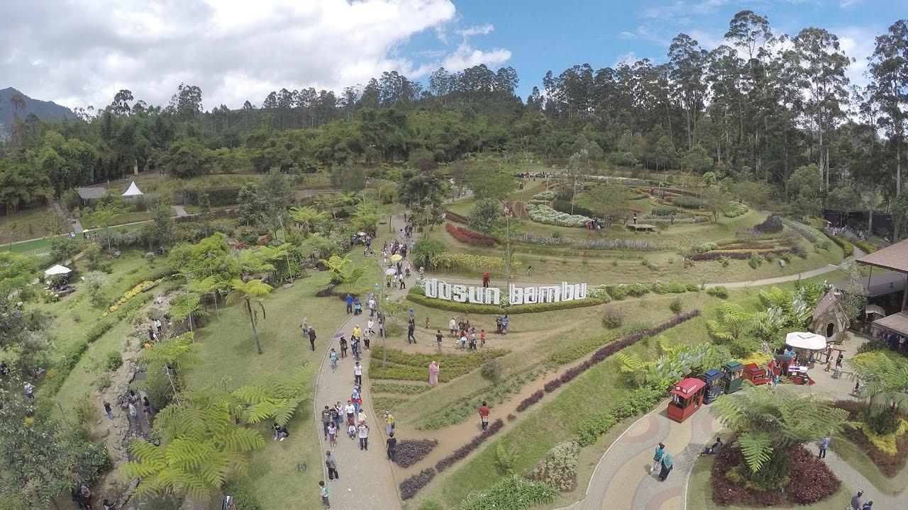 Dusun Bambu Lembang Di Bandung, Review Dan Harga Tiket Masuk