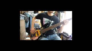 White Riot - The Clash (Bass Cover)