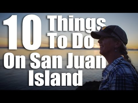 10 Things To Do On San Juan Island, WA as a family with kids
