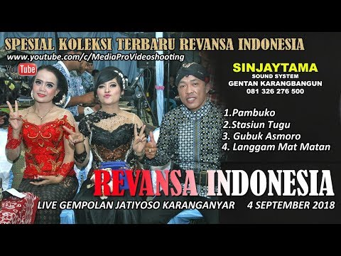 CAMPURSARI REVANSA INDONESIA SEPESIAL PAMBUKO // NGLARAS MAT-MATAN