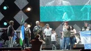 CIRO Y LOS PERSAS - HEROES DE MALVINAS - FIESTA DE LA MANZANA 2013