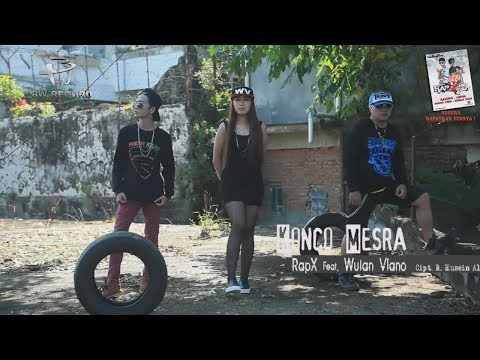 RapX feat Wulan Viano - Konco Mesra (Official Music Video)