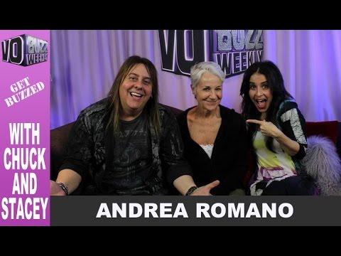 Andrea Romano PT2 - Voice Over Director - Animaniacs, Justice League, Batman EP161