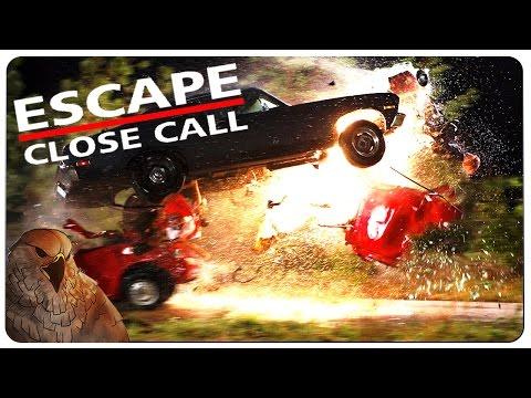 ESCAPE: CLOSE CALL Gameplay ★ Falcon 1 Shot ★ Let's Play Escape: Close Call
