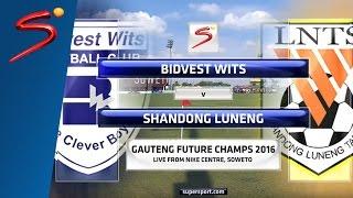 GFC U-17: Bidvest Wits vs Shandong Luneng