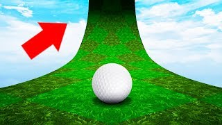 RAMP TO SPACE! (Golf It)