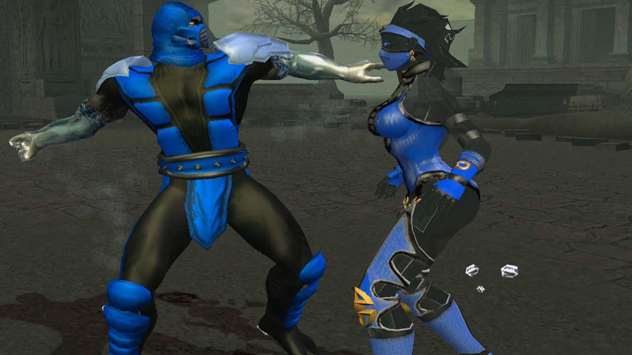 [TAS] Mortal Kombat Armageddon - Sub-Zero - Injustice 2 (Wii)