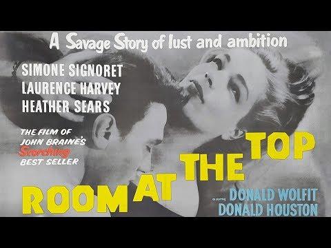 Room at the Top (1959) | Original Trailer (English)