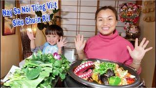 Lẩu Tomyum Hải Sản Chua Cay, 2 Bữa Nay Ma Thái Nhập Rồi - Nay Được Vào Video Sa Nói Như Con Sáo #511