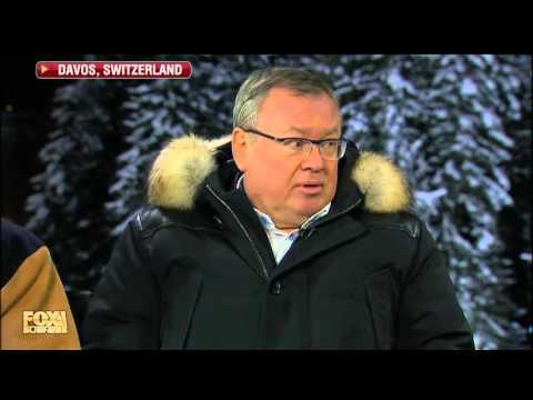 Andrey Kostin on Russia's economy, Syria